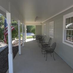 RV Office porch